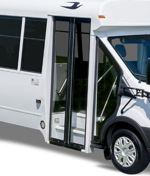 Automatic Bus Door Mechanisms Part 1 Colorado West