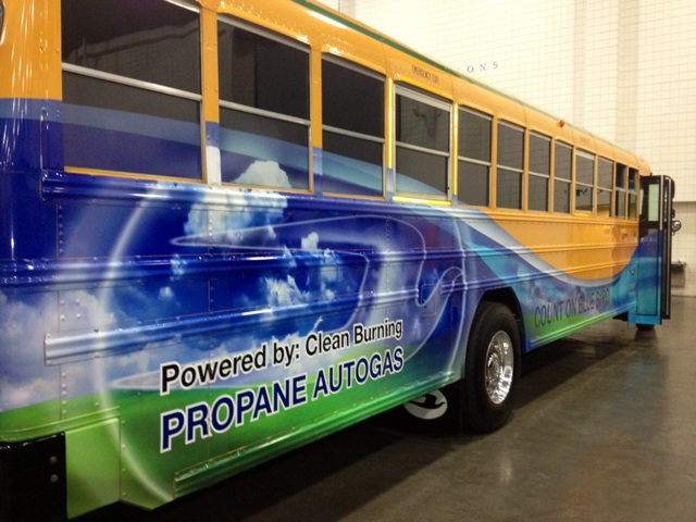 Comparing Diesel to Propane School Buses   Colorado/West Equipment