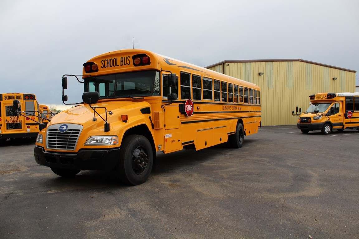 School Bus Commercial Bus Used Bus Parts Services Amp Sales