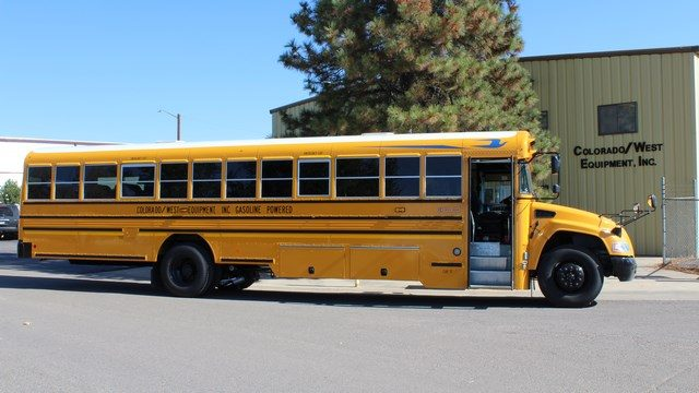 School Bus, Commercial Bus, Used Bus Parts Services & Sales